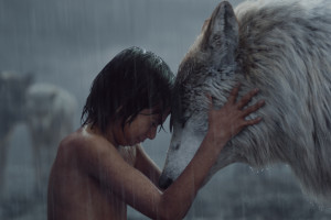 The most unusual of bonds – between a human child and a wolf. ©2015 Disney Enterprises, Inc. All Rights Reserved.