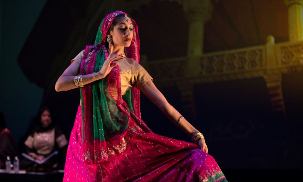 The Pakistani Dancer Who Makes Kathak International