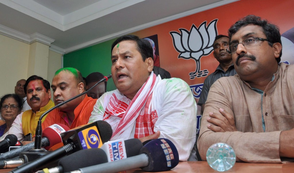 Twelve BJP States Now Govern 520 Million Indians