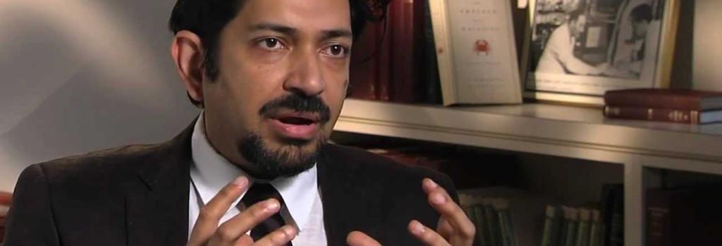 Siddhartha Mukherjee. Source: YouTube
