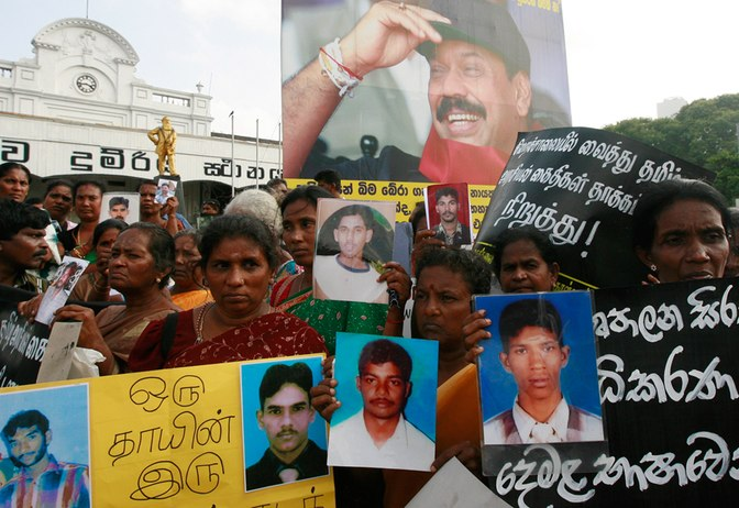 Sri Lanka to Set up Office to Probe Cases of Missing People in Tamil Conflict