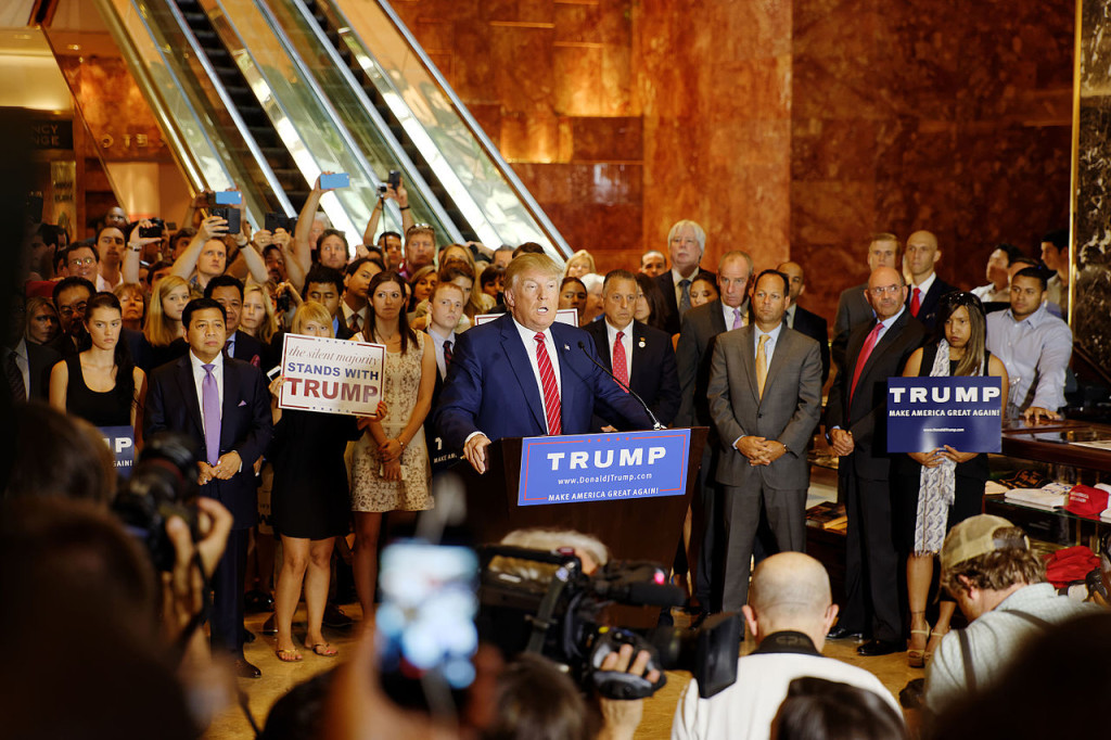 Donald Trump's Electoral Campaign is Very Familiar to us Indians