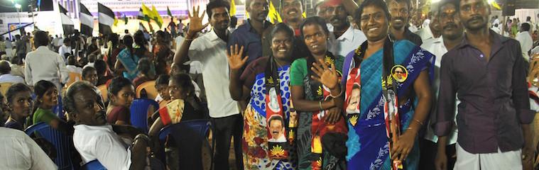 Mother, Daughter, Goddess, Voter: Tamil Nadu's Political Parties Court Women This Poll Season