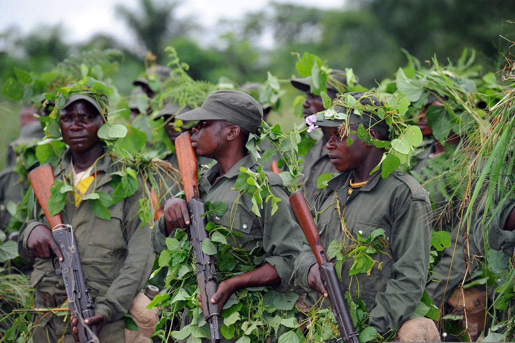 After Finding 17 Mass Graves in Congo, UN Warns of International Court Probe