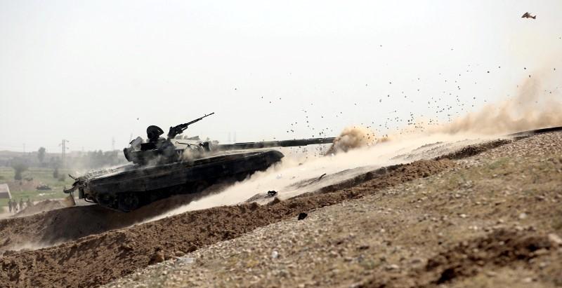 Iraqi Troops Take Back Falluja from ISIS