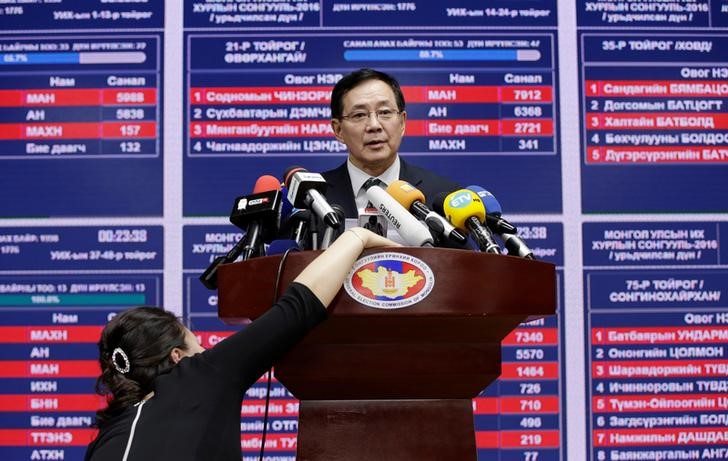 Mongolia's Opposition MPP Secures Election Majority Through Economic Promises