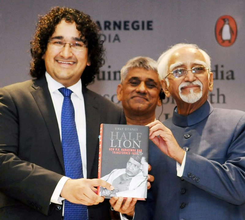 Discussing Narasimha Rao 'The Man' and 'The Times' of His Leadership