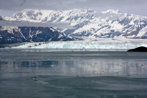 Hubbard glacier, Alaska. Credit: robertraines/Flickr, CC BY 2.0