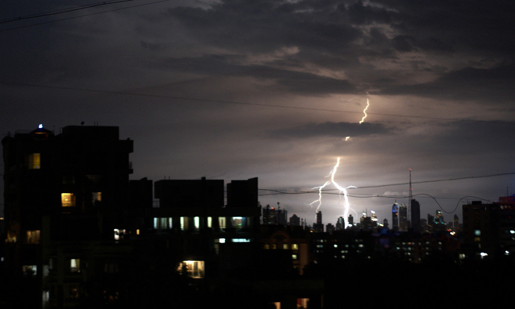 Lightning Kills More People in India Than Floods, Quakes