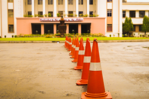 Outside IIT Kharagpur. Credit: aakashb/Flickr, CC BY 2.0