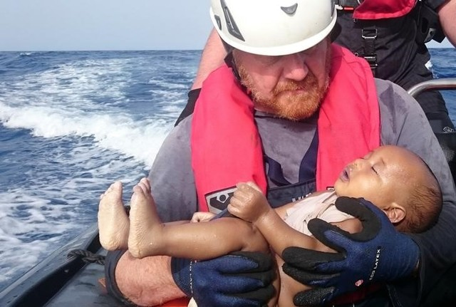 Drowned Migrant Baby Was Likely Somali: Italian Police