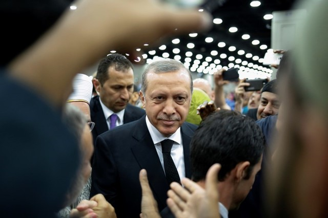 Opposition Fears Turkey's Judicial Shake-Up is a Crackdown on Dissent