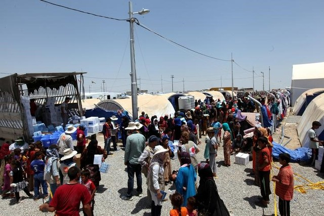 2.3 Million Iraqis May be Displaced by Upcoming Offensives Against Islamic State – UN