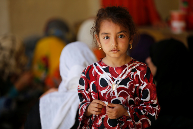 Falluja Children Face Extreme Violence, Risk of Forced Recruitment: UNICEF