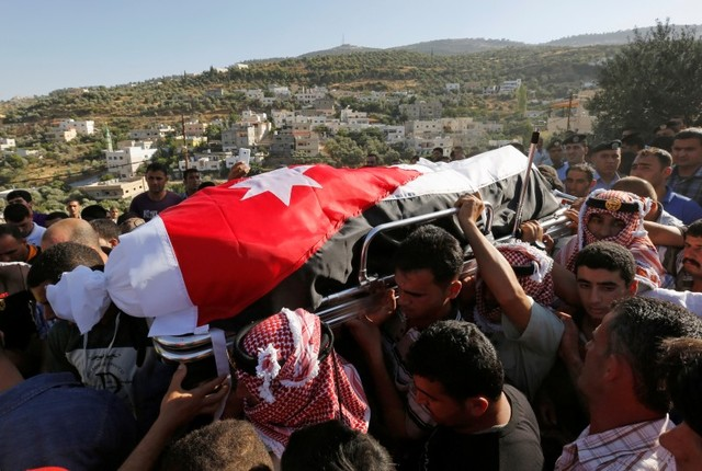 Six Jordanian Soldiers Die in Syrian Border Suicide Bombing