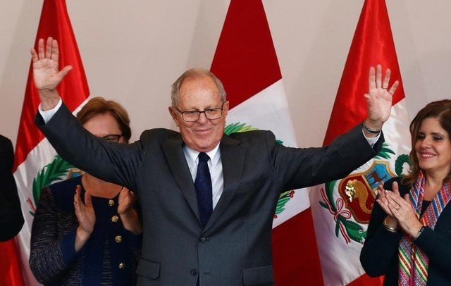 Peru's Fujimori Vows to Lead Opposition in Sour Concession Speech