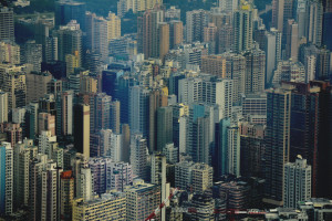 Hong Kong city. Credit: abdulrahman-cc/Flickr, CC BY 2.0