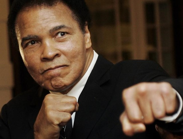 Boxing Legend Muhammad Ali Dead at 74