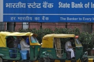 A State Bank of India branch. Credit: Reuters