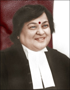 Justice Gita Mittal. Credit: Delhi high court