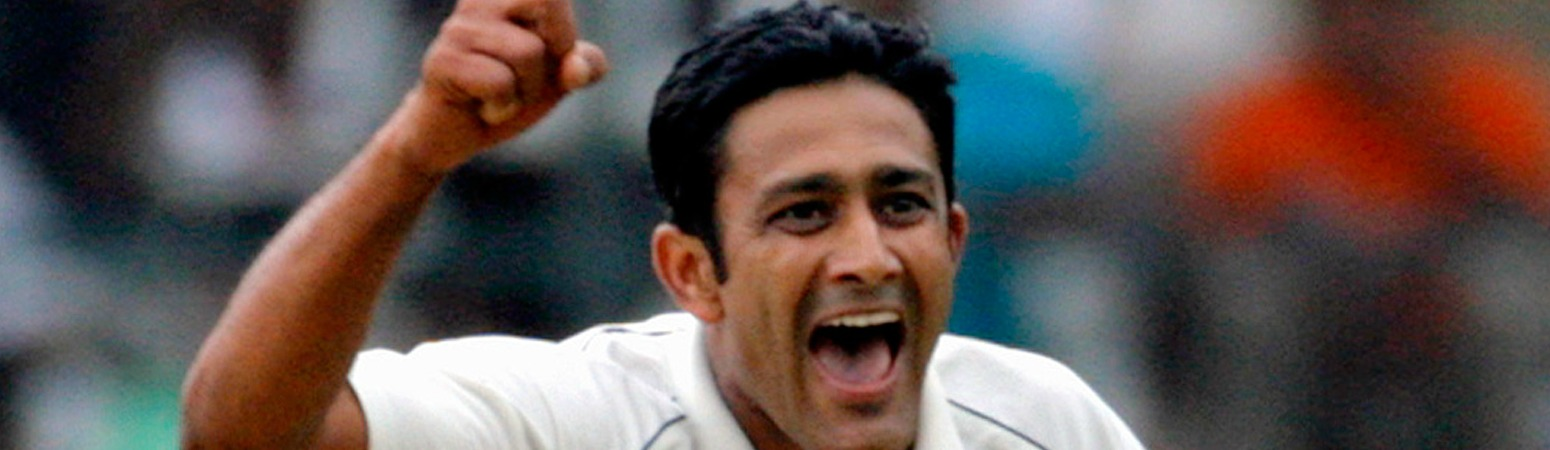 Anil Kumble: Right Man, Right Place, Right Time