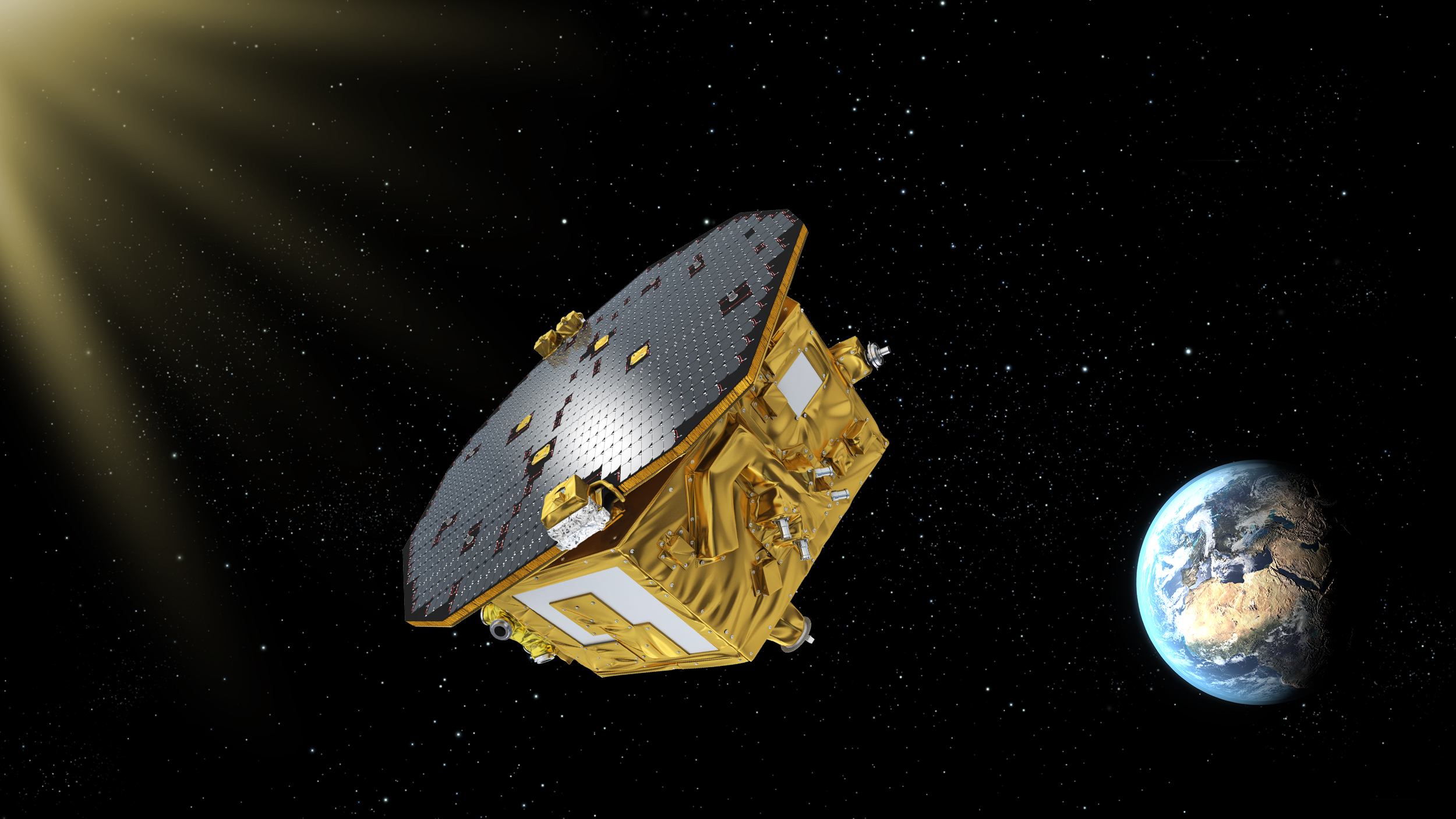 Pathfinder Mission Eases Our Way to Exploring the Gravitational Universe