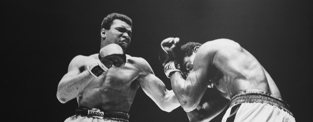 a discussion on the nature of muhammad ali an american boxer Muhammad ali is known as ali was a very great boxer a set the trend for black people across this country which makes ali a true a villain in american.