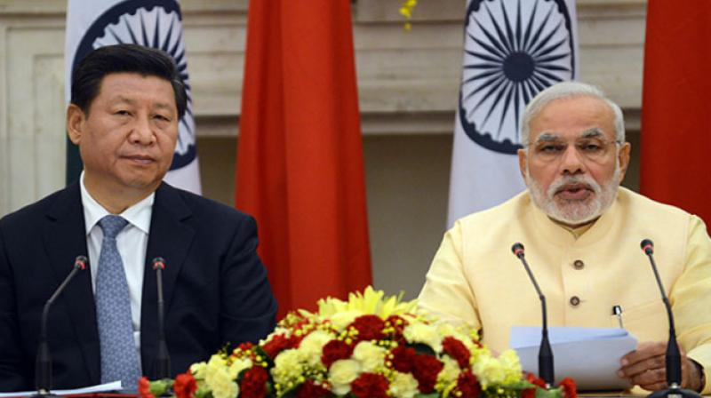 China has opposed India's bid to enter the NSG. Credit: PTI