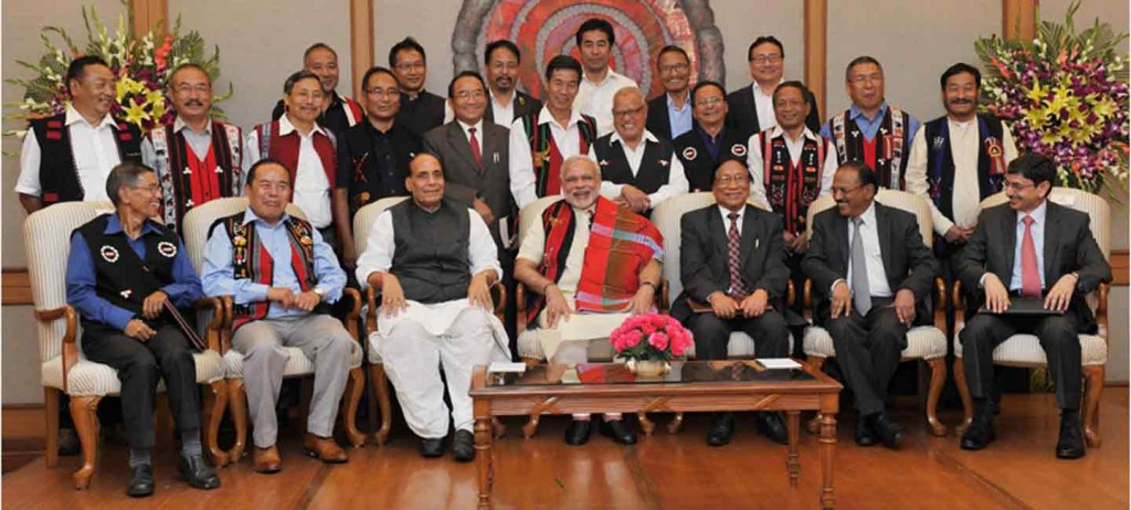 Peace Talks Between Centre and Six Naga Political Groups Suspended