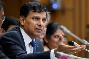 File picture of Raghuram Rajan. Credit: PTI