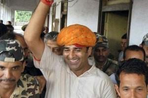 BJP leader Sangeet Som. Credit: PTI.