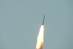 The PSLV C34 takes off on its 35th consecutive successful mission and 36th overall. Source: ANI News
