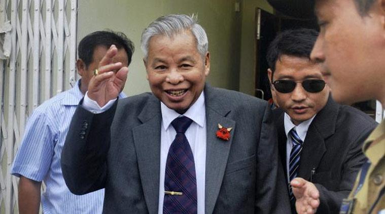 The 'I' of the I-M: Nagaland's Marathon Man, of Faith and Grit