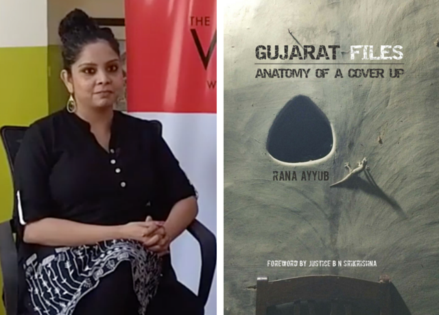 What the Silence Over Rana Ayyub's 'Gujarat Files' Tells Us
