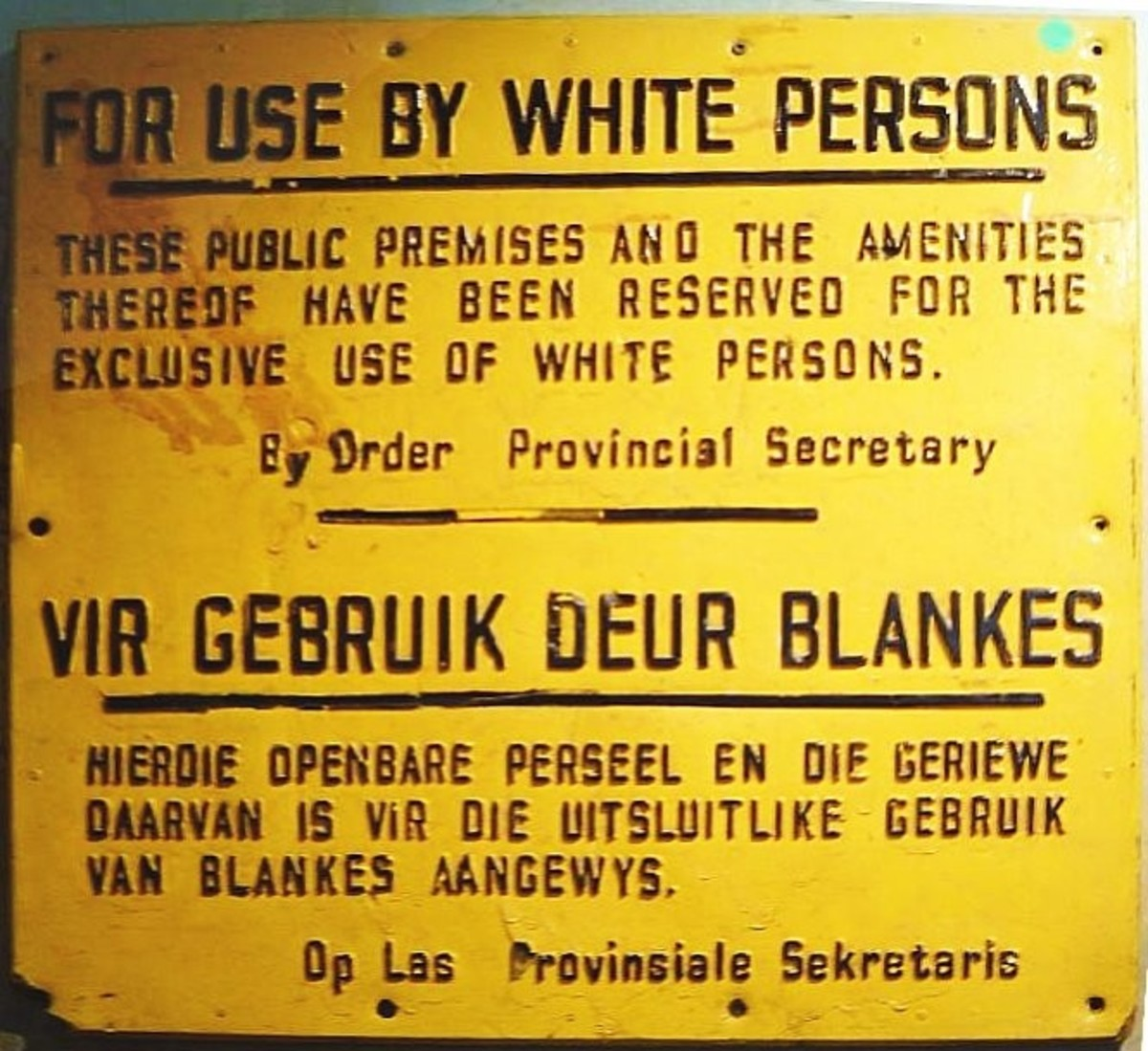 The Myth of White Purity and Narratives That Fed Racism in South Africa