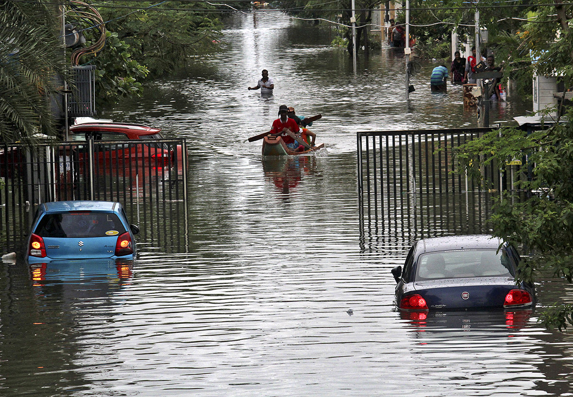 NCCR Develops Warning System for Flooding in Chennai With Ward-Level Detail