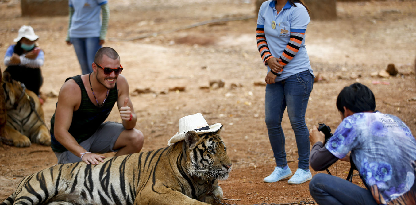 Good Riddance to Thailand's Infamous 'Tiger Temple'