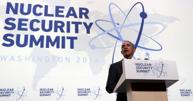 Obama's Nuclear Paradox