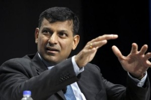 "Reserve Bank of India's Governor Raghuram Rajan attends the ""Financial Inclusion: Can It Meet Multiple Macroeconomic Goals?"" event during the 2015 IMF/World Bank Annual Meetings in Lima, Peru, October 8, 2015. Credit: Reuters/Paco Chuquiure"