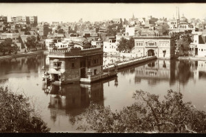 The Golden Temple at Amritsar, site of Operation Blue Star. Credit: Flickr/ The National Archives UK