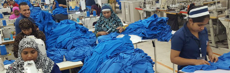 Despite Labour Laws, South Asian Workers Suffer in Jordan's Billion Dollar Industries