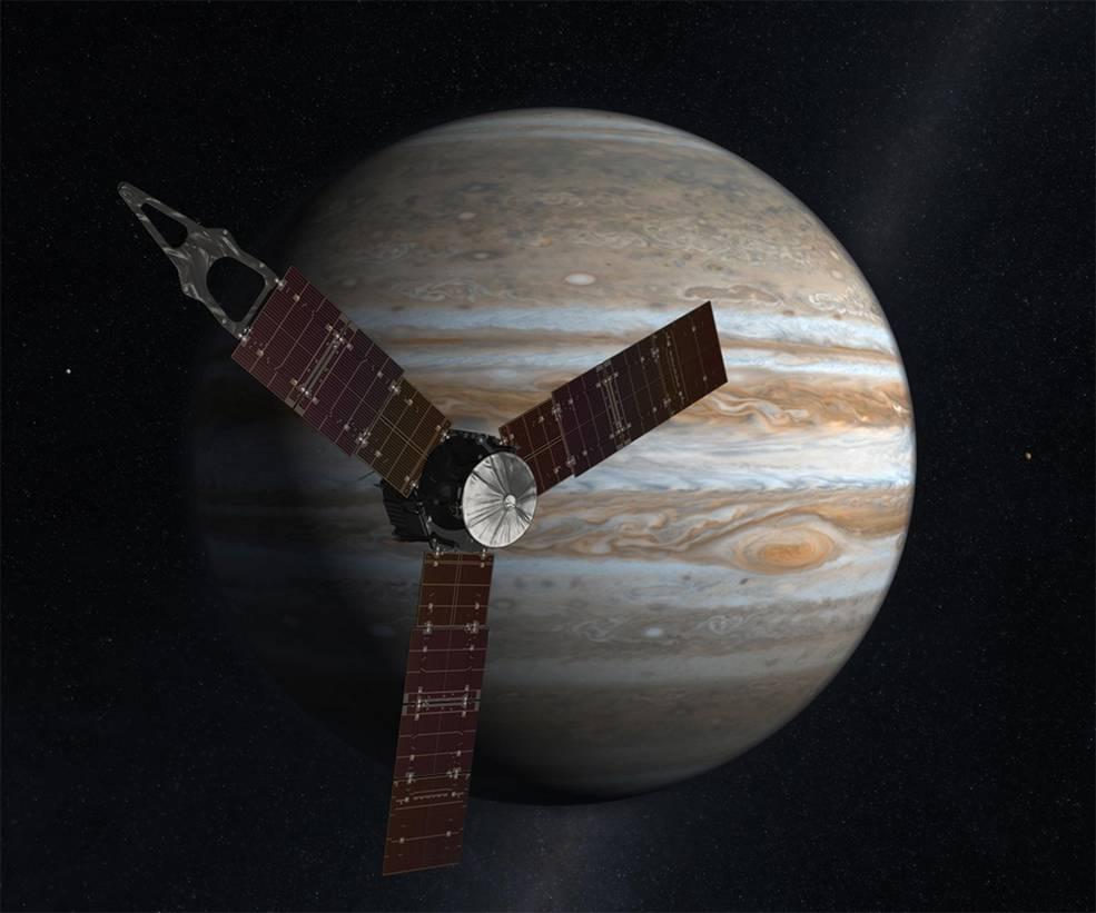 NASA's Juno Nears Jupiter to Unravel Its Secrets