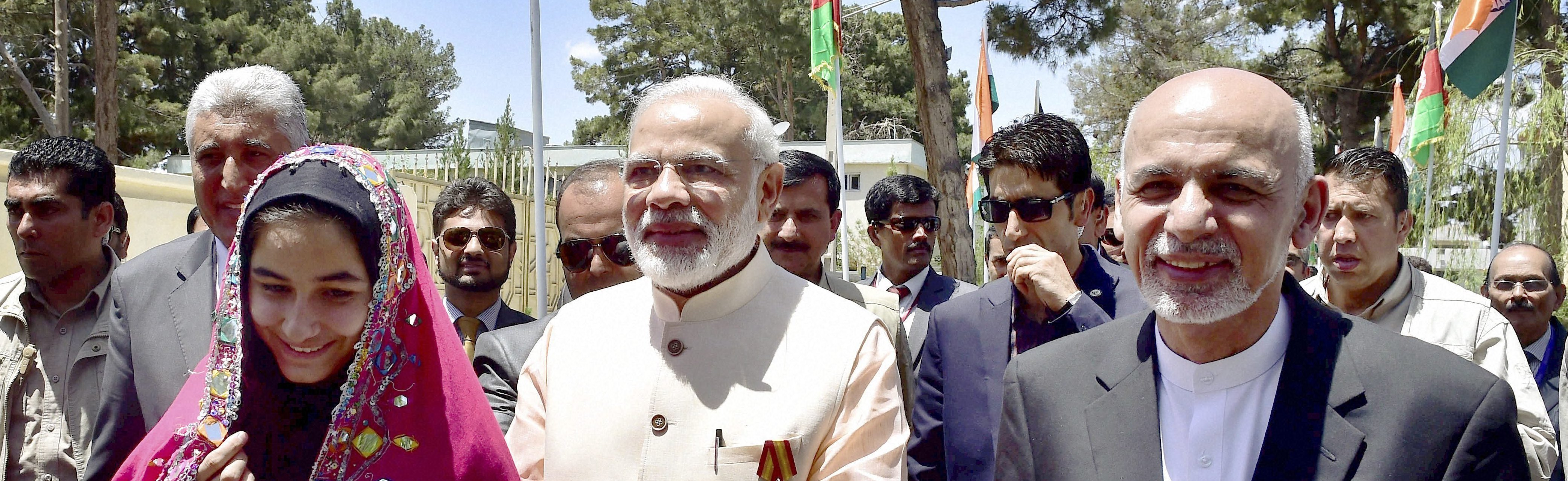 Seven Steps India Must Take to Help Afghanistan in Its War for Survival