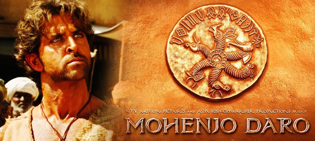A still from the trailer of Ashutosh Gowariker's Mohenjodaro, featuring lead actor Hrithik Roshan and showing the horse seal. Credit: Youtube