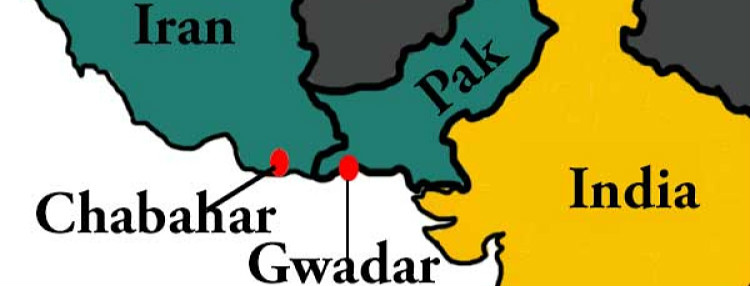 From Gwadar to Chabahar, the Makran Coast Is Becoming an Arena for Rivalry Between Powers
