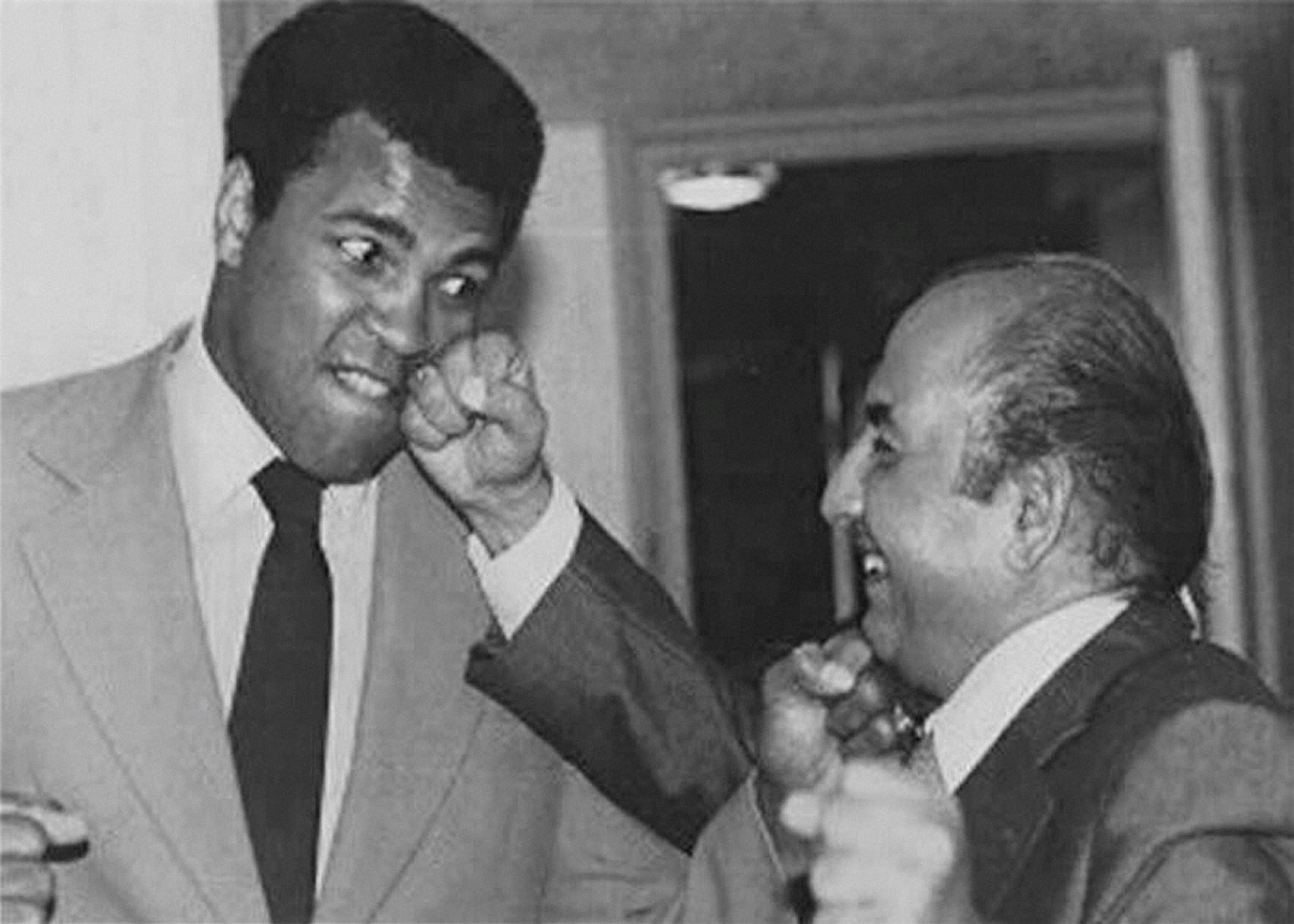 When Muhammad Ali Came To Bombay And Floored The City