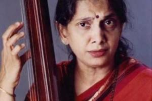 Veena Sahasrabuddhe (1948 - 2016), vocalist of the Gwalior gharana. Credit: Youtube