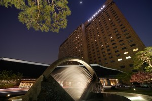 The Shilla Hotel, Seoul, venue of the Nuclear Suppliers Group plenary meeting. Credit: lhw.com