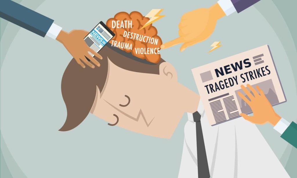 Suffering in Silence: Journalists and Mental Health
