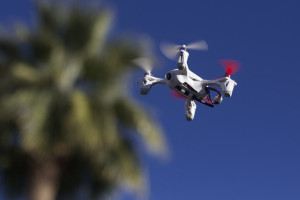 A drone. Credit: ajturner/Flickr, CC BY 2.0